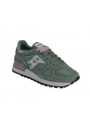 Sneaker Saucony Shadow Original Women S1108-796 green silver