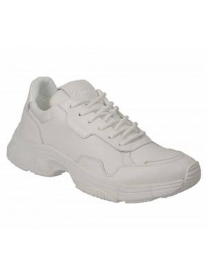 Basket Calvin Klein Demos White Soft Nappa B4F2104 100