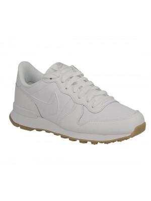 Nike WMNS Internationalist 828407 103 blanc blanc blanc
