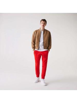 Pantalon de Survêtement Lacoste XH9507 F8M Redcurrant Bush
