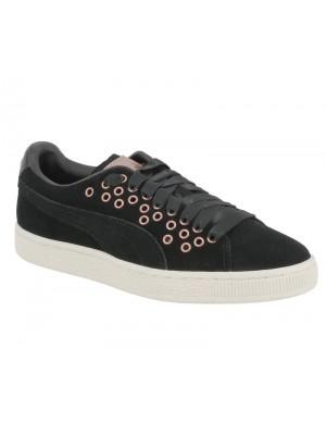 Puma suede XL lace Vr wmns puma black puma black 0634107 01