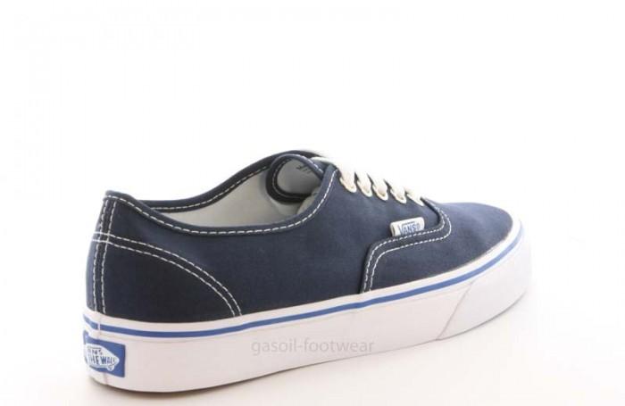 Vans authentic dress blues nautical blue vente en ligne