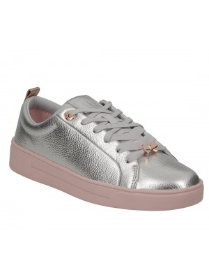 Ted Baker Gielli Silver Leather 917550 83