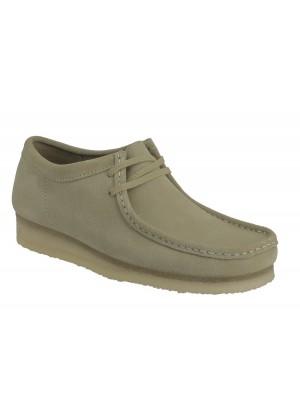 Chaussures Clarks Originals Wallabee maple suede 26133278
