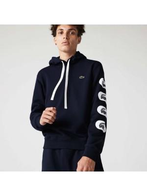 Sweatshirt Lacoste SH6903 166 Bleu Marine