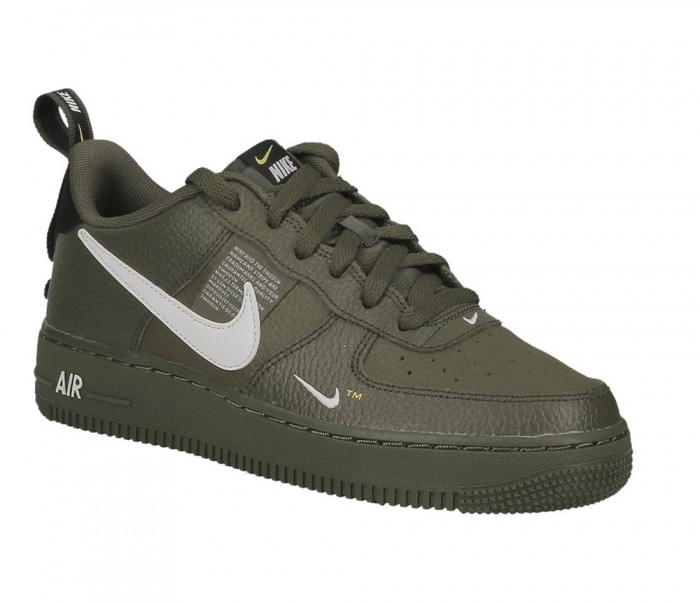 Nike Air Force 1 LV8 Utility GS AR1708 300 olive canvas