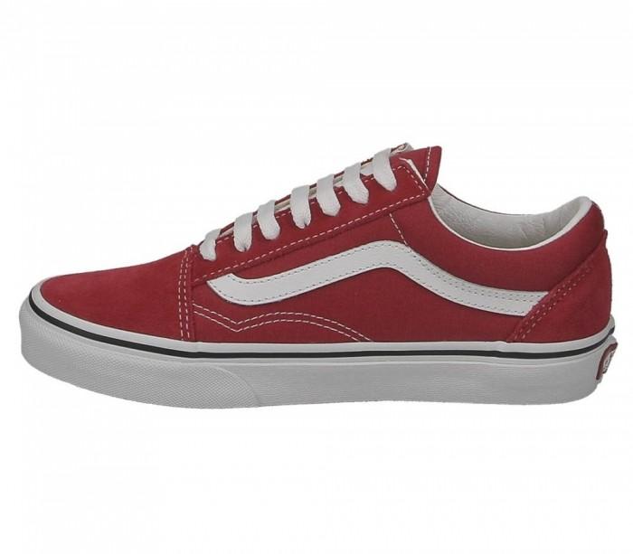 Vans Old skool Crimson true white VN0A38G1Q9U1 vente en