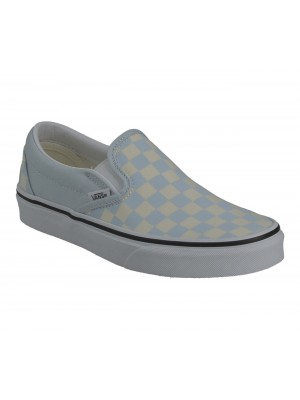 Basket Vans Classic Slip-on Checkerboard Ballad blue true white VN0A33TB42Y1