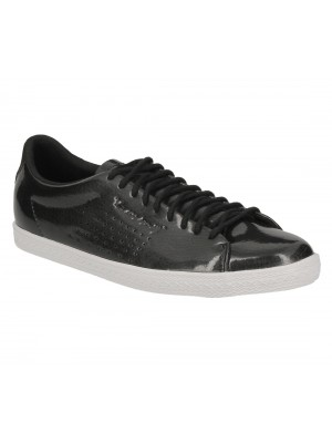 Le Coq Sportif Charline coated S leather black 1810332