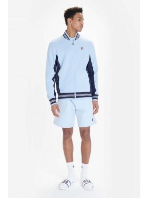 Fila Settanta Jkt baseball track jacket cashmere blue peacoat LM161RN1 922