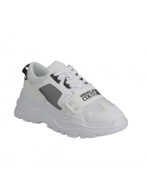 Versace Jeans Couture 71YA3SC4 White SpeedTrack Dis.SC4 71604 003