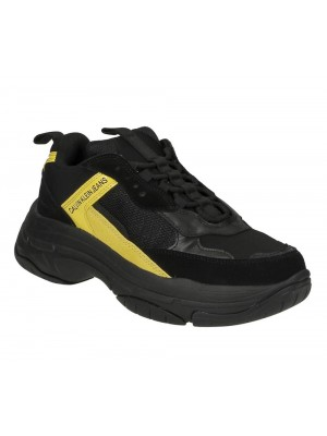 Calvin Klein Jeans Marvin B4S0062 black cyber yellow