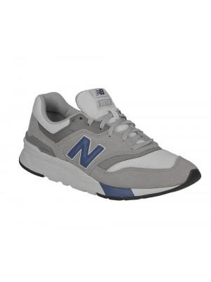 New Balance CM997 HEY Grey Blue 74461 60 3 Suede Textile