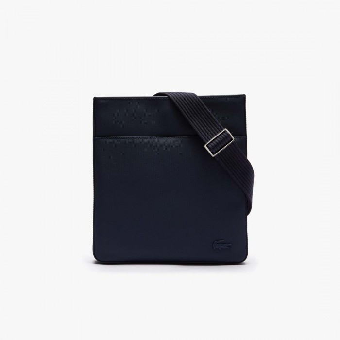 Sac Lacoste NH2850HC 021 Peacoat flat crossover bag