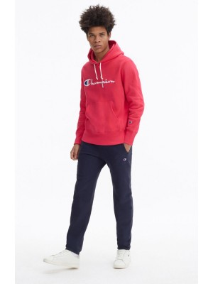 Sweatshirt Champion Europe hooded SS19 big logo 212574 PS061 AZA reverse weave