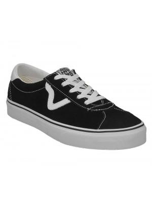 Vans Sport suede black VN0A4BU6A6O1