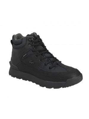 Bottines Lacoste Urban Breaker GTX03211 CMA Blk Blk Leather 7 42CMA000302H