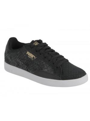 Puma Match exotic skin wn's black natural vachetta 362708 01