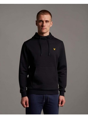 Sweatshirt à capuche Lyle & Scott ML1484SP 572 True Black