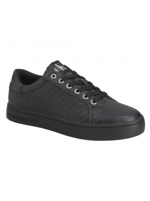 Calvin Klein Jeans Cupsole Sneaker Lace BDS Black YM0YM00031