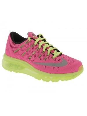 Nike air max 2016 gs hyper pink rflct slvr vlt blk 807237 600