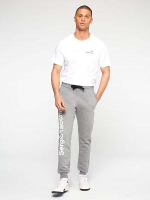 Pantalon de Survêtement Sergio Tacchini Nizard 39414 910 Dark Grey Black