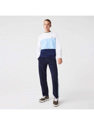 Sweatshirt Lacoste SH6904 VL3 White Overview Scille