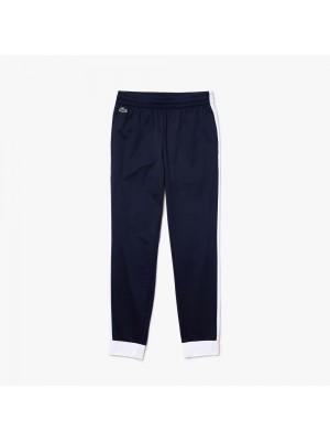 Pantalon de Survêtement Lacoste XH6934 AS7 Navy Blue White White Navy