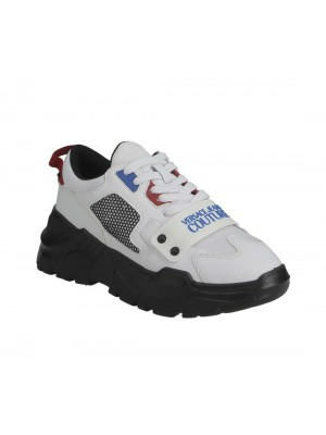 Versace Jeans Couture 71YA3SC4 White Red Blue SpeedTrack Dis.SC4 71604 OF0