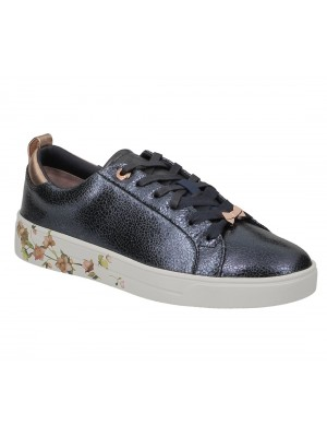 Ted Baker Luocia Navy Crackle Leather 917736 83