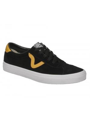 Vans Sport Black cadmium yellow VN0A4BU6XW21