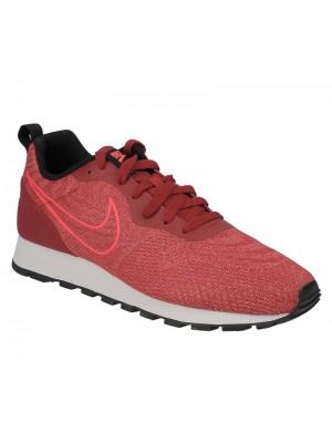 Nike md runner 2 eng mesh gym red black sail 916774 600
