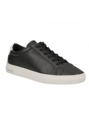 DKNY Court Lace up Sneaker k2488771 Nappa Leather Black blck