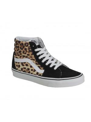 Vans SK8 Hi Leopard Black True White VN0A4U3C3I61