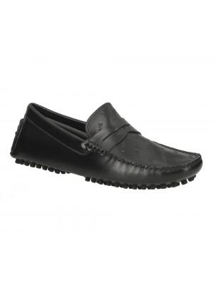 Versace Jeans Linea Fondo Drivers Dis 4 leather black  E0YTBSP 471080 899
